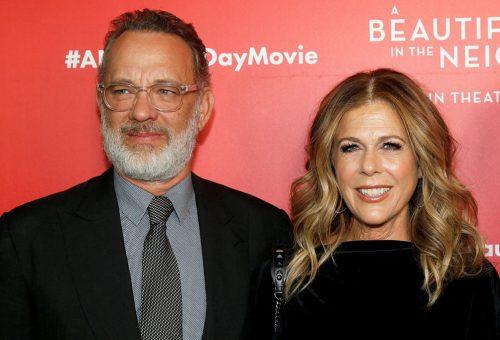 Tom Hanks és Rita Wilson megfertőződött a koronavírussal