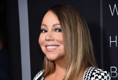 Mariah Carey a karanténban töltötte be az ötvenet