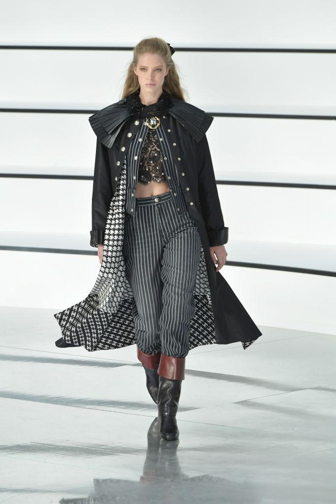 Chanel Párizsi Divathét
