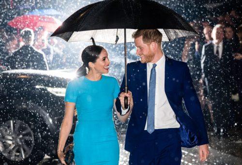 Hogyan készült Harry és Meghan ikonikus fotója?