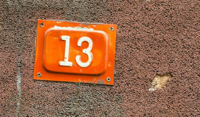 Péntek 13 – félnünk kell a mai naptól?