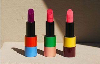 Rúzsokkal száll be az Hermès a szépségiparba