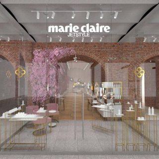 Meglepő helyeken nyílhatnak Marie Claire Jet Style szépségszalon