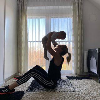 Így tarja magát otthon is fitten Lékai-Kiss Ramóna és Tóth Vera
