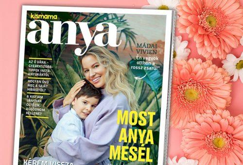 Megjelent az Anya magazin legújabb száma