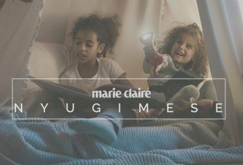 Marie Claire Podcast: Nyugimese – Bán Bálint olvassa Andersen A császár új ruháját