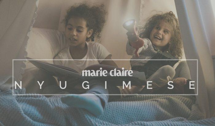 Marie Claire Podcast: Nyugimese – Balázs Andi olvassa Tóth Krisztina Orrfújós meséjét