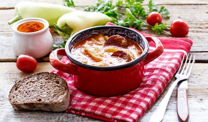 Napi receptsztori: paprikás krumpli és tejbegríz