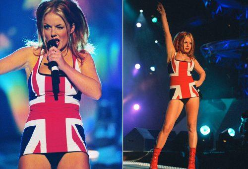 Kiderült egy titok az ikonikus Spice Girls ruháról