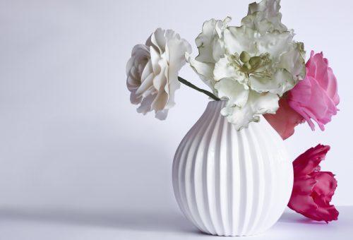 Élethű virágok cukorból