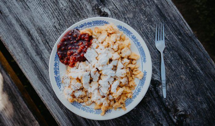 Napi receptsztori: májgombócleves és császármorzsa