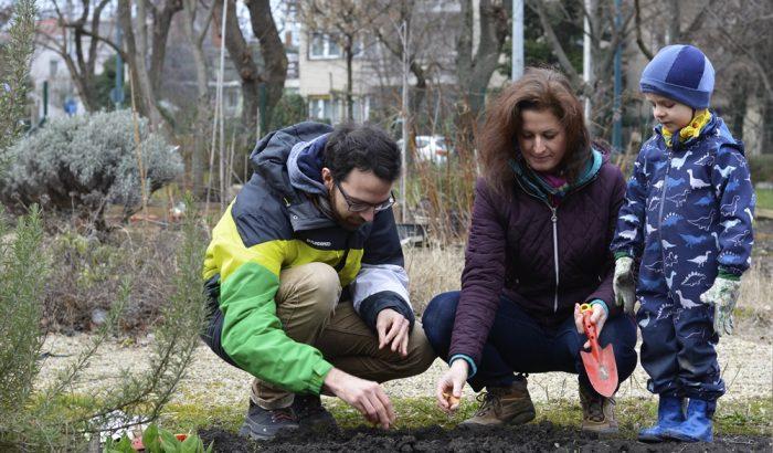 Hétköznapi hősök: Zugkert, Zugló közösségi oázisa