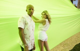 Hailey Bieber és Jaden Smith fesztiválhangulatba hoznak
