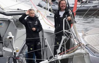 Hozz képbe! pályázat – Hudácskó Brigitta: Greta Thunberg földön és vízen