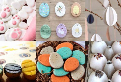 Ezekhez a húsvéti dekorokhoz ki sem kell lépni a bejárati ajtón