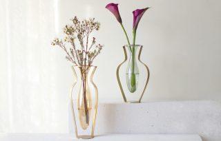 Törékeny szépség vázába öntve