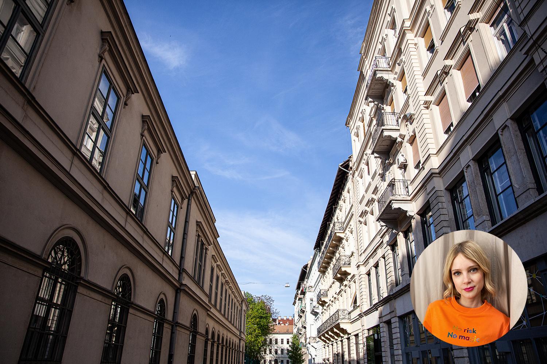 Az én utcám: Daubner Anna