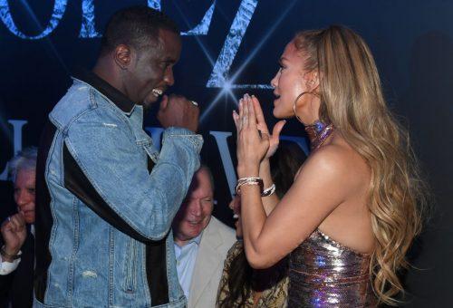 Jennifer Lopez és Diddy 15 év után újra együtt táncolt
