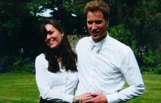 Vilmos és Katalin házasságának legromantikusabb képei