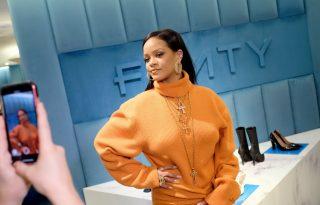 Rihanna copywriter a saját szépségbrandjében