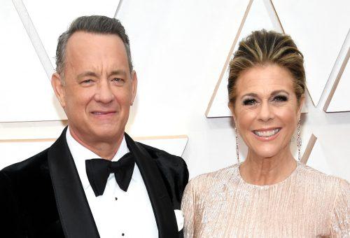Tom Hanks és Rita Wilson vérplazmát adományoz