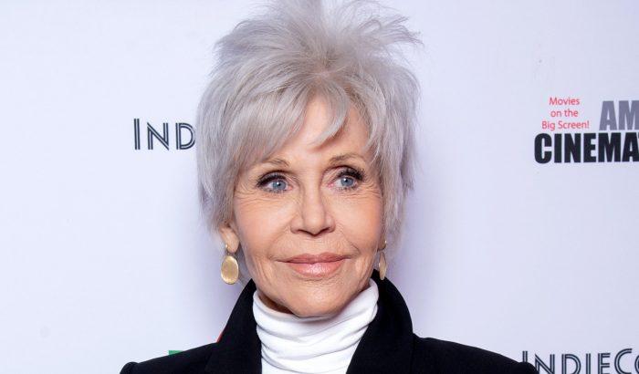 Jane Fonda a TikTok-on folytatja a klímatüntetést