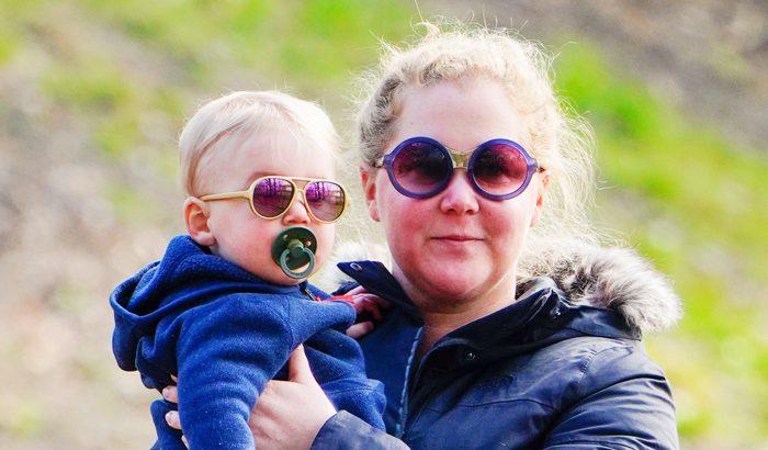 Amy Schumer megváltoztatta gyermeke nevét