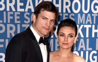 Ashton Kutcher és Mila Kunis karanténborral jótékonykodik
