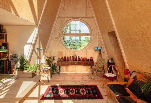 Miniházban lakni – az egyszerű, ökotudatos életforma