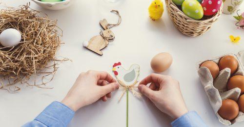 Útmutató a tökéletes hygge húsvéthoz