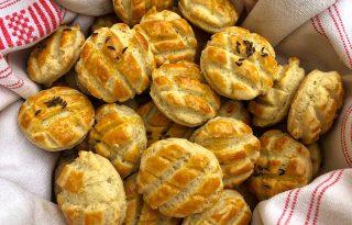 Nem piskóta: a vajas pogácsa receptje