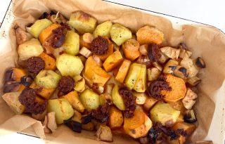 Napi receptsztori: salátaleves és rakott krumpli újragondolva