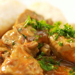 Napi receptsztori: paprikás csirke nokedlival
