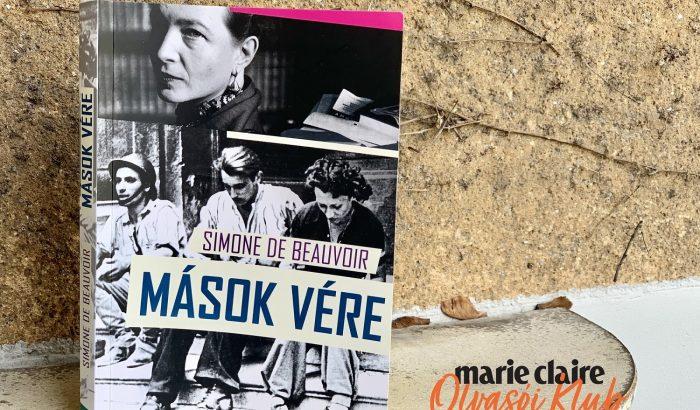 Marie Claire Olvasói Klub – Simone de Beauvoir: Mások vére