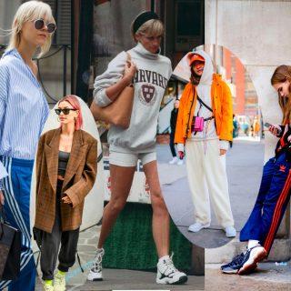 A divatos melegítők és a felszabadító filozófia, ami mögöttük van