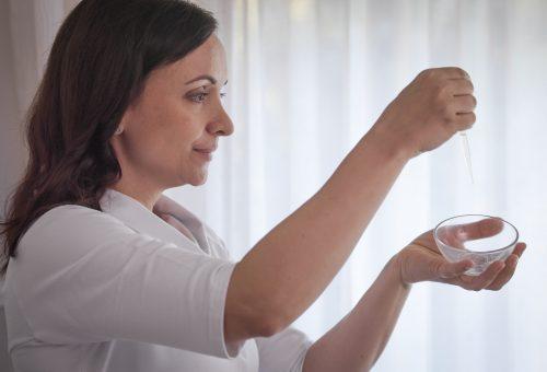 Bőrápolásról mindenkinek: vízhiányos bőr