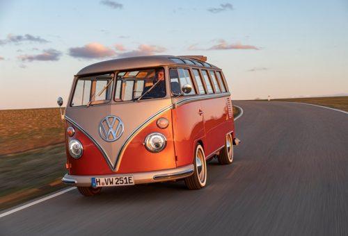Az ikonikus kisbusz környezetbarát verzióban tér vissza