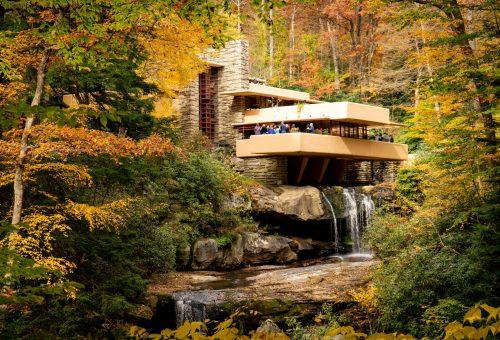 Virtuális túra: nézzünk be Frank Lloyd Wright házaiba