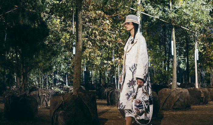 A falu érintetlen világát idézi meg a Dior