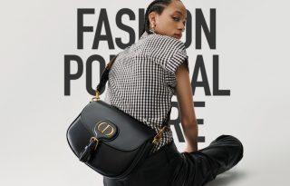 Izgalmas külsőt kapott a Dior ikonikus táskája