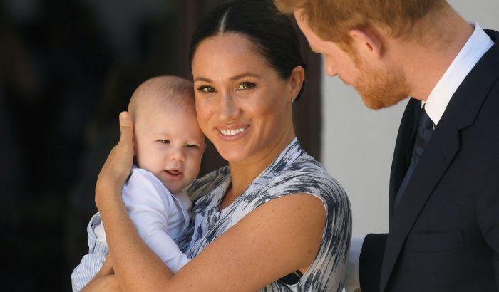 Megszületett Meghan Markle és Harry herceg kislánya