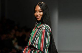 50 éves lett Naomi Campbell, az utolsó szupermodell