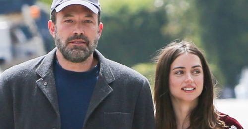 Ben Affleck új párját már lányai is megismerték