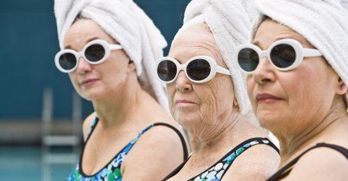 Ezért és így öregszik az arcunk