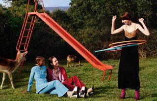 Gyermekkorunk színpadára repít a Gucci új kampánya