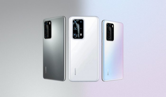 Csodaszép külső, még tökéletesebb belső – Huawei P40-család
