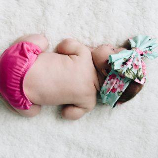 3 variáció babapózra, a legteljesebb pihenéshez