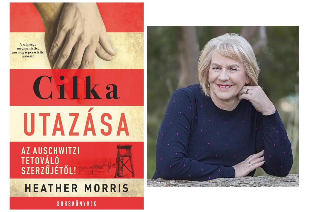 """Heather Morris Auschwitzról: """"Itt az idő, hogy kimondjuk, szexuális erőszak történt"""""""