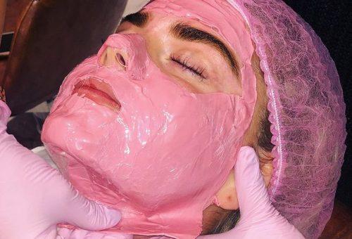 Pink maszk – az új arcszőrtelenítő trend