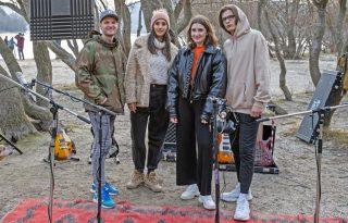 Közös zenei klip a magyarországi nemzeti parkok védelmében